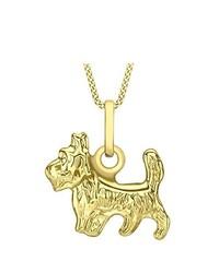 Collar dorado de Carissima Gold