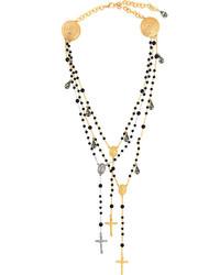 Collar negro de Dolce & Gabbana