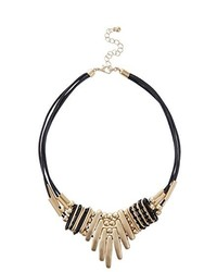 Collar negro de New Look