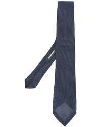 Corbata azul marino de DSQUARED2