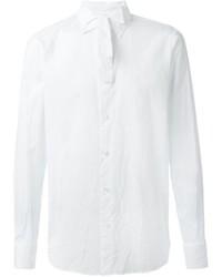Corbata blanca de Ann Demeulemeester