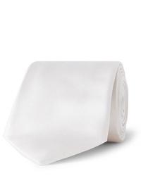 Corbata blanca de Giorgio Armani