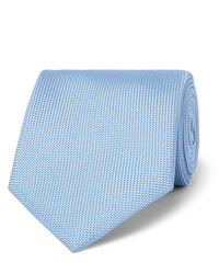 Corbata celeste de Brioni