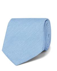 Corbata celeste de Dunhill