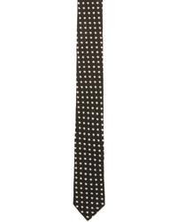 Corbata de estrellas negra de Saint Laurent