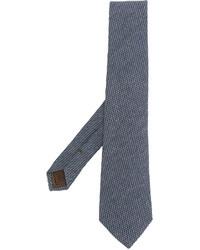 Corbata de lana en gris oscuro de Church's