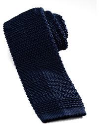 Corbata de punto