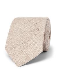 Corbata en beige de Kingsman
