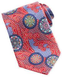 Corbata en multicolor