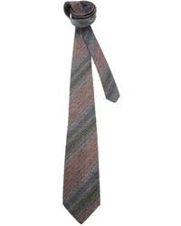 Corbata en multicolor de Fendi