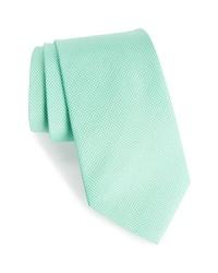 Corbata en verde menta