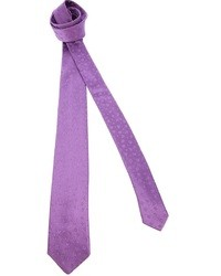 Corbata en violeta de Paul Smith