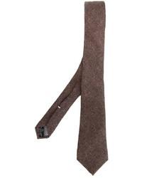 Corbata marrón de Eleventy