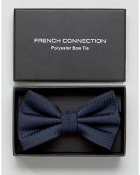 Corbatín azul de French Connection