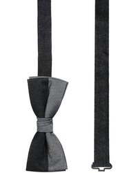Corbatín gris de Jack and Jones