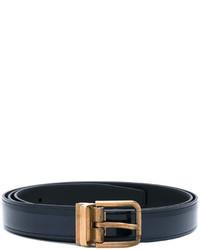 Correa azul marino de Dolce & Gabbana