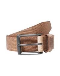 Correa de Cuero Marrón de Lloyd Men's Belts