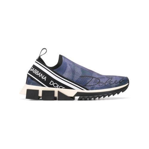 Deportivas azul marino de Dolce & Gabbana