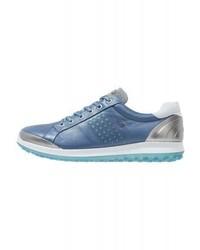 Zapatos azules Ecco para hombre SChFdReUEF
