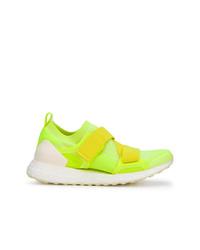 Deportivas en amarillo verdoso de adidas by Stella McCartney