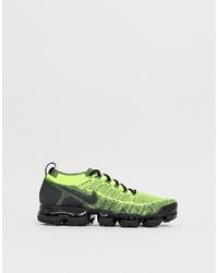 Deportivas en amarillo verdoso de Nike Running