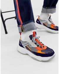 Deportivas en multicolor de Calvin Klein