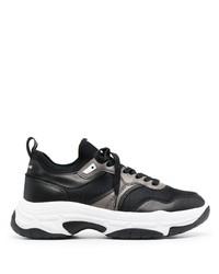 Deportivas en negro y blanco de Calvin Klein