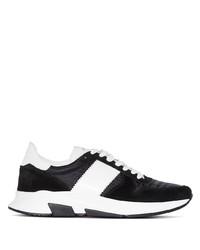 Deportivas en negro y blanco de Tom Ford