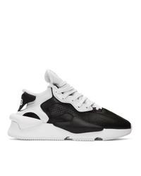 Deportivas en negro y blanco de Y-3