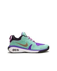 Deportivas en verde menta de Nike