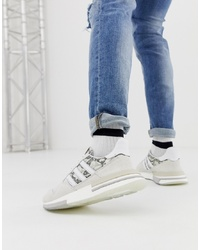 Deportivas estampadas blancas de adidas Originals