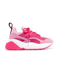 Deportivas rosa de Stella McCartney