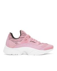 Deportivas rosadas de Kenzo