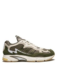 Deportivas verde oliva de adidas