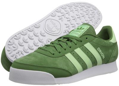 deportivas adidas verdes