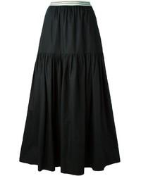Falda Campana Negra de Isola