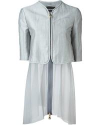 Falda gris de Emporio Armani