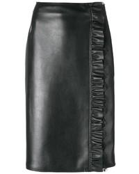 Falda Lápiz Negra de Twin-Set