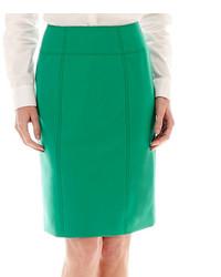 Falda Lápiz Verde