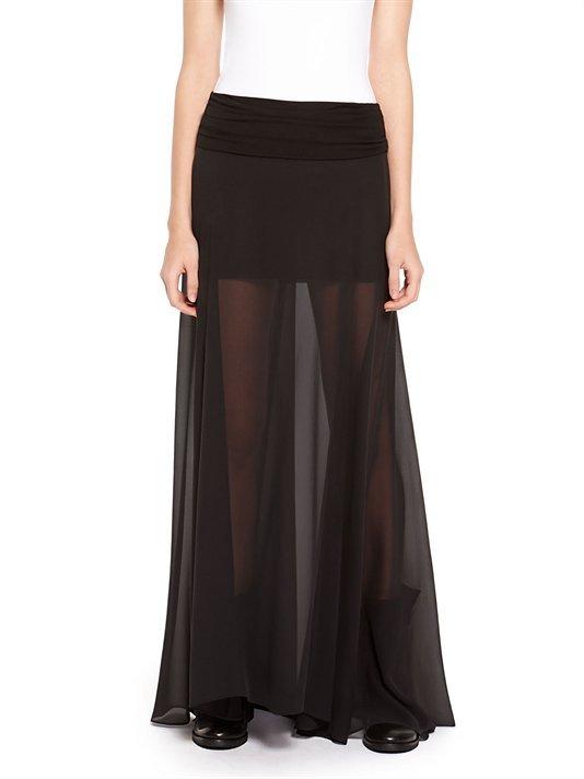 3e26f4e46 faldas negras de gasa