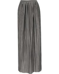 d1fe25fd35 Missoni Falda larga plisada dorada de Missoni Agotado · Falda larga plisada  en gris oscuro de DAY Birger et Mikkelsen