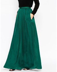 ... Falda larga verde de Needle   Thread ... bd952515e25c