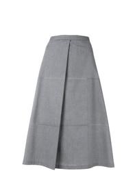 Falda línea a gris de Stephan Schneider
