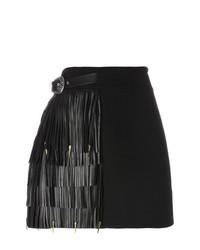 Falda línea a negra de Fausto Puglisi