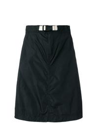 Falda línea a negra de Palm Angels