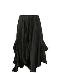 Comprar una falda midi plisada negra  elegir falda midi plisadas ... 31e1daa4a408
