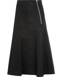 Falda negra de Balenciaga