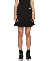 Falda negra de Kenzo