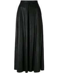 Falda negra de MM6 MAISON MARGIELA