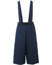 Falda pantalón azul marino de adidas